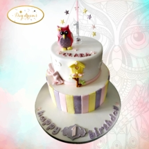 Pinguin-cake-design