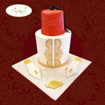 circoncision-babouche-cake