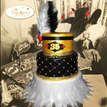 Annees-20-cake-design