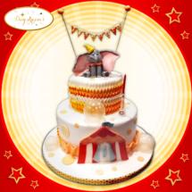 Dumbo-cake-design