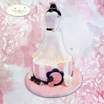 Robe-de-mariee-cake-design