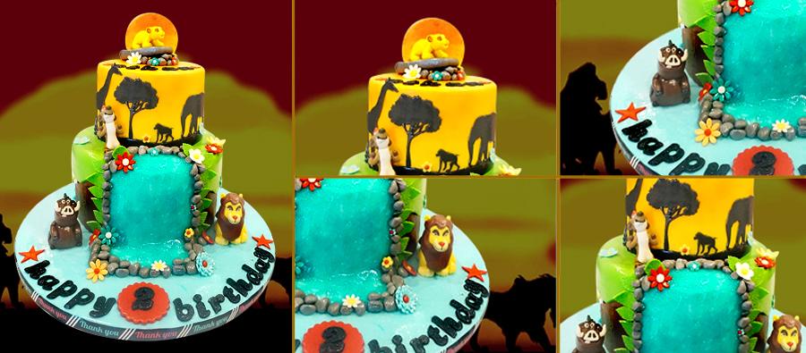 Deuxième slide du diaporama de la page d'accueil de Day Dreams Cake Designer à Chessy en Seine et Marne